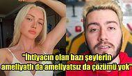 Danla Bilic, 'Mide Ameliyatı Olmadan da Kilo Verileceğini' Söyleyen Enes Batur'a Yüzyılın Ayarını Verdi!