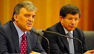 Abdullah Gül ve Ahmet Davutoğlu'ndan Görevden Almalara Eleştiri ve Demokrasi Vurgusu