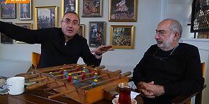 Sunay Akın Anlatıyor: Futbol Sahasını Pist Olarak Kullanan Vecihi Hürkuş!
