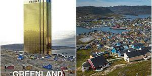 Trump Satın Almak İstediği Grönland'a Twitter'dan Mesaj Gönderdi: 'Söz Veriyorum Bunu Yapmayacağım'