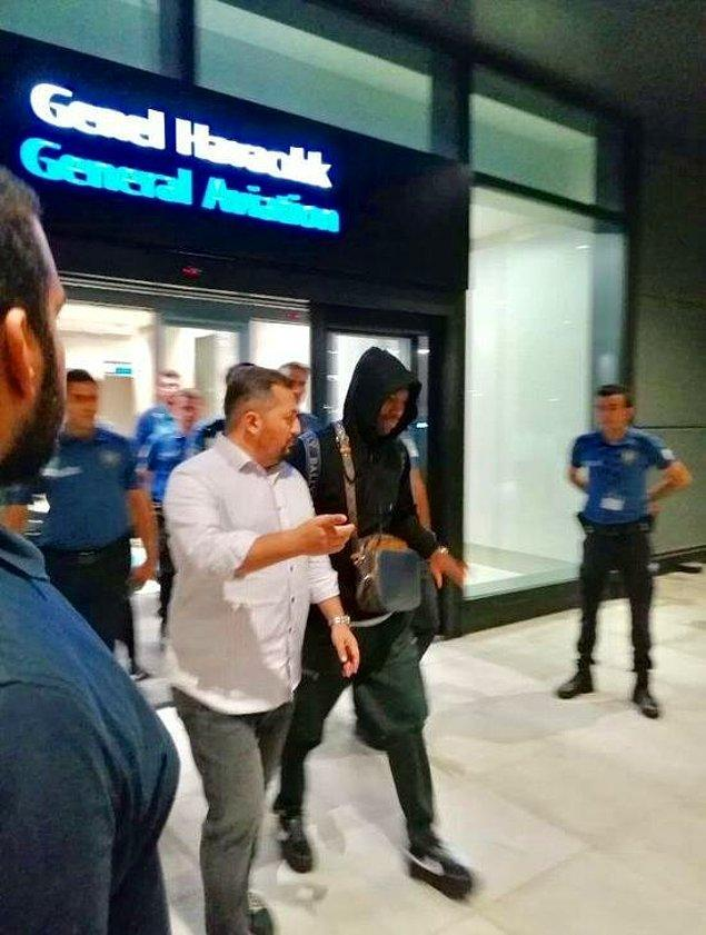 İngiliz golcü bugün İstanbul'da Ahmet Ağaoğlu ile görüşecek ve transfer resmiyete kavuşacak.