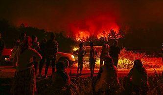 İzmir'deki Orman Yangını 3. Günde Kontrol Altına Alındı