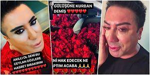 Murat Övüç Sevgilisinden Gelmiş Gibi Yaptığı Çiçeklerle Takipçilerini Kandırınca Çok Acayip Şeyler Oldu