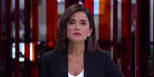 Emine Bulut Haberini Sunan CNN Türk Spikeri Gözyaşlarını Tutamadı!