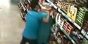 Markette Saldırıya Uğrayan Kadının Yardım Çığlığı: 'Tehdit Etmeye Devam Ediyor'