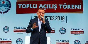 Erdoğan: 'İstanbul'un Bölücü Örgütün Destekçilerine Peşkeş Çekilmesine Mani Olacağız'