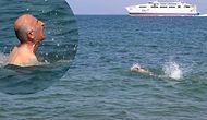 Farkındalık İçin Denizde Boğulma Numarası Yaptı Ancak Kimse Yardım Etmeyince Gerçekten Boğuluyordu!