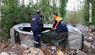 Sivas'ta HES Kanalı Patladı: 'Çok Büyük Bir Felaketi Atlatmış Vaziyetteyiz'