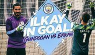Manchester City Antrenmanına Katılan Erkan Kolçak Köstendil ile İlkay Gündoğan'dan Penaltı Challenge!