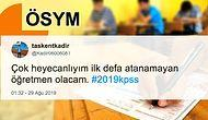 KPSS Sonuçlarının Açıklanmasıyla Stresten Kendini Goygoya Vuran Adayların Yaratıcı Paylaşımları