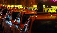 İstanbul'da Taksiciler Araştırması: Dörtte Biri Kesici ve Delici Alet Taşıyor