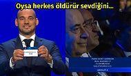 Galatasaray'ın Şampiyonlar Ligi'nde Çektiği Zor Kurayı Mizahına Alet Ederek Güldürenler