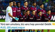 Trabzonspor, Soğuk Terler Döktürttü Ama UEFA Avrupa Ligi'nde Gruplara Kaldı