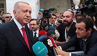 Erdoğan'dan Davutoğlu'na Yanıt: 'Bagajında Ne Varsa Döksün'