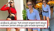 Serenay Sarıkaya'nın Tayt Şortu, 'Mahrem Yerlerini Gösterdiği' İddiasıyla 'Ayarsız' Yorumların Hedefi Oldu!