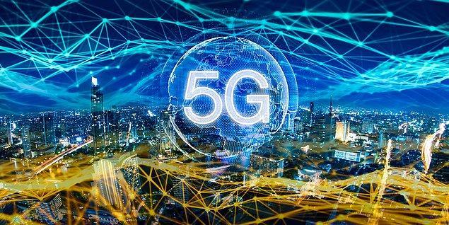 Bir diğer yeni özellik ise 5G uyumluluğu olacak.