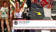 Tuba Ünsal'ın Elbisesini Eski Sezon Diye Eleştiren Demet Akalın'ın Çok Tartışılan Moda Anlayışı