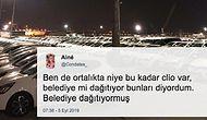 Ekrem İmamoğlu'nun 'Belediyeye İsraf' Diye Sergilediği Clio Araçlar Sosyal Medyada Çok Fena Goygoy Malzemesi Oldu