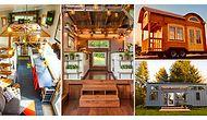 Dünyada Büyük Bir Trend Haline Gelen ve Herkesin İmrenerek Baktığı Tiny House'larla Türkiye'de Yaşamak Mümkün mü?