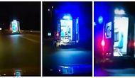 GTA'da Değil Mersin'de Yaşandı: Şoförüm Diyerek Hastane Önünden Ambulans Kaçırdı!