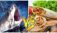 Korkularınızı Sorguluyoruz: Köpek Balıkları mı Tavuk Döner mi, Hangisi Daha Tehlikeli?