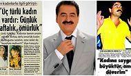 """Pınar Gültekin'in Katil Zanlısı Hakkında """"Erkeklik Adına Sen Bir Kara Lekesin Şerefsiz"""" Diyen İbrahim Tatlıses'in Şiddet Karnesi"""