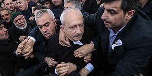 Kılıçdaroğlu'na Şehit Cenazesinde Saldırıya İlişkin Rapor Hazırlandı: 'Aydınlatılması Gereken 22 Nokta Var'