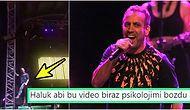 Yaptı Yine Yapacağını: Haluk Levent İzmir Konserinde Direk Dansı Yaptı, Sosyal Medya Yıkıldı!
