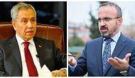 Arınç'tan AKP Grup Başkanvekili Turan'a: 'Boyundan Büyük İşlere Karışma, Sana Yazık Olur'