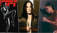 UFC Şampiyonu Amanda Nunes ESPN'in 'Vücut Sayısı' İçin Çıplak Poz Vererek Fit Vücudunu Sergiledi