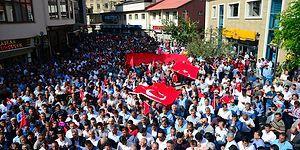 Binlerce İnsan Meydanlarda Buluştu: 'Teröre Lanet, Kardeşliğe Davet'