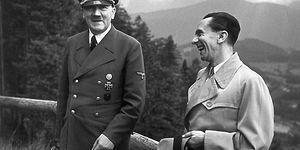 Nazileri İktidara Getiren ve Propaganda Yöntemleriyle Hitler'i Dünyaya Musallat Eden Yalan Ustası: Joseph Goebbels