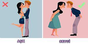 Aşk mı Sevgi mi? İki Benzer Duygu Arasından Hangisini Yaşadığını Anlamanı Sağlayacak Temel Farklar