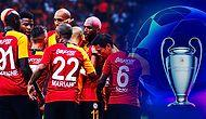 Galatasaray, Tarihinde 16. Kez Şampiyonlar Ligi Gruplarında Mücadele Edecek