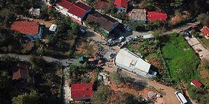 Valilik'ten Açıklama: İstanbul'un Ormanlarına Usulsüz İnşa Edilen 315 Yapının Yıkımına Başlandı