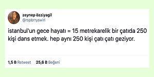 Kaosun ve Kalabalığın Başkenti İstanbul Hakkındaki Tespitleriyle Güldüren 19 Kişi