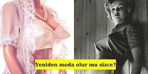 Geçmiş Zamanlarda Kadınların Giydiği Bu Füze Gibi Olan Sütyeni Görünce Yeniden Moda Olmaması İçin Dua Edeceksiniz!