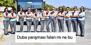 Peki İzmir'deki Yeni Kadın Otobüs Şoförlerinin Dış Görünüşüyle Dalga Geçen Bu İnsanlara Ne Demeli?