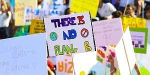 Türkiye'nin de Dahil Olduğu 139 Ülkede Eylem: Küresel İklim Grevi Başladı