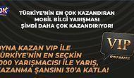 """Türkiye'nin En Çok Ödül Dağıtan Bilgi Yarışması """"Oyna Kazan"""" Artık Daha Fazla Yarışma ile Çok Daha Fazla Kazandırıyor!"""
