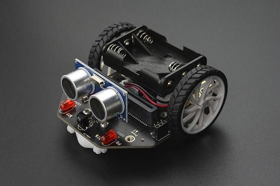 Micro:Maqueen Robot Platformu