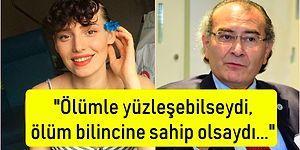 Rektör Nevzat Tarhan Kanserden Hayatını Kaybeden Neslican için Söyledikleriyle Tepkilerin Odağı Hâline Geldi