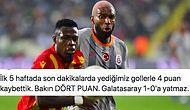 Aslan Son Dakikalarda Yıkıldı! BtcTurk Yeni Malatyaspor-Galatasaray Maçında Yaşananlar ve Tepkiler