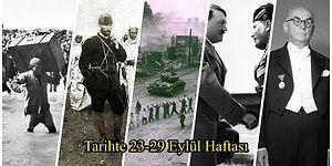 Auschwitz, Trablusgarp Savaşı, Google'ın Açılışı... Tarihte 23-29 Eylül Haftası ve Yaşanan Önemli Olaylar
