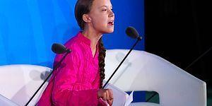 16 Yaşındaki Greta Thunberg BM İklim Zirvesi'nde Konuştu: 'Sadece Paradan Bahsediyorsunuz, Bu Ne Cesaret?'