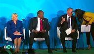 Birleşmiş Milletler İklim Zirvesi'nde Konuşmak İsteyen Cumhurbaşkanı Erdoğan: 'I Speech Kürsü'