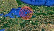 Fay Hattındaki Gerilim Artıyor: Birkaç Haftadır Marmara ve İç Anadolu Bölgesini Yoklayan Bu Depremler Neyin Habercisi?
