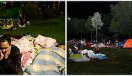 Çadırlar Kuruldu, Parklar Doldu: İstanbullular Geceyi Sokakta Geçirdi