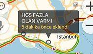 Trafikte Kalan Sürücülerin İçine Komedyen Kaçtığını Gösteren Eğlenceli Yandex Yorumları