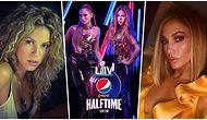 Nefesler Tutulsun! Jennifer Lopez ve Shakira İkilisi Super Bowl İle 2020'yi Sallamaya Geliyor
